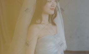哈曼酒店-蓝灰色的公主👸婚礼图片
