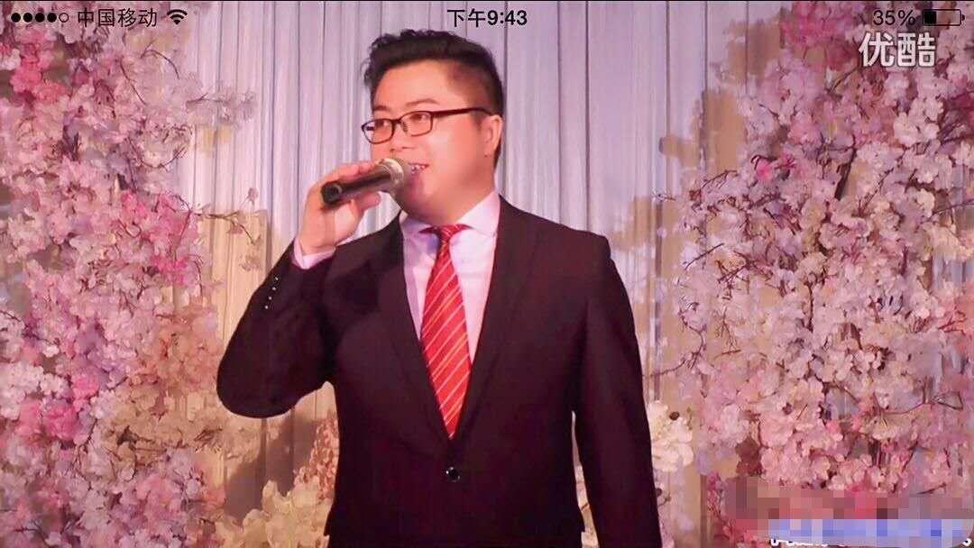 主持人-南充刘东