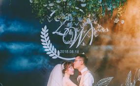 文悦酒店-<The dream wedding>婚礼图片