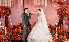 成都城市名人酒店-如约而至婚礼图片