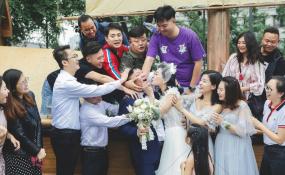 蜀府宴语(天府店)-《我最亲爱的》婚礼图片