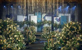 四川省成都市锦江区成都茂业JW万豪酒店-九月的巴塞罗那婚礼图片