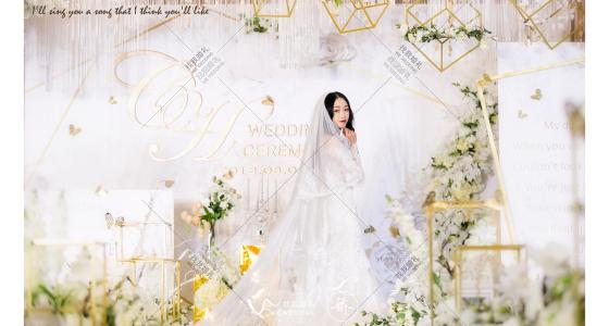 CH's  Wedding-婚礼策划图片