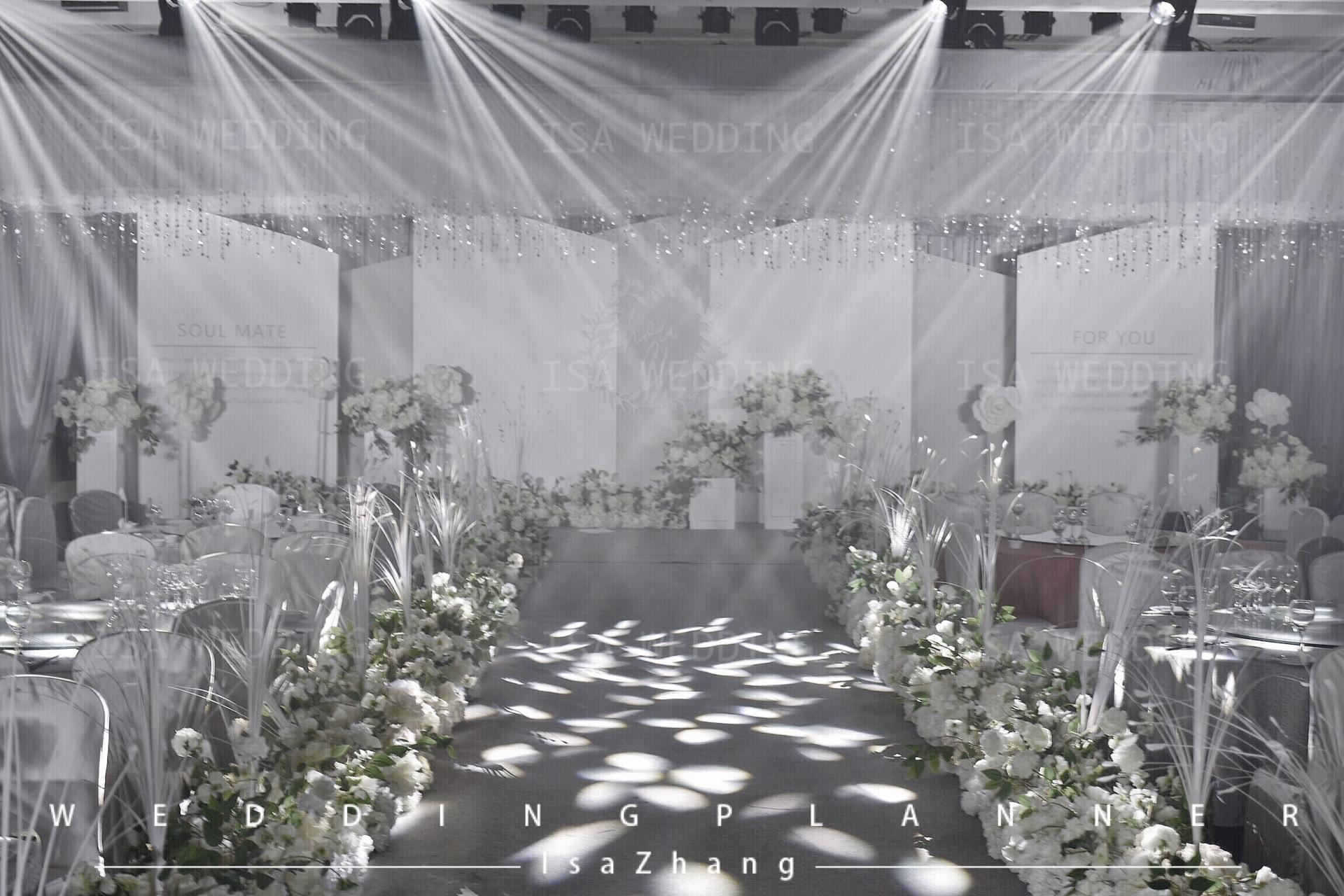 温柔婚礼图片