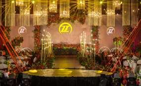 香城竹韵-最美的期待婚礼图片