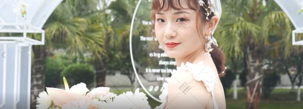 张大公馆-感动誓言婚礼图片