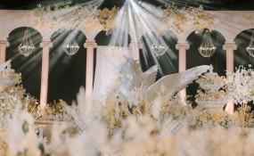 嘉斯曼锦江国际酒店-宫廷婚礼图片