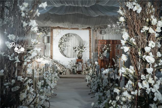 【素】-灰户外复古婚礼照片