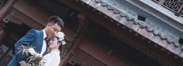 重庆合川华地王朝华美达广场酒店-十一年//起点婚礼图片