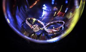 银都酒店-柔情婚礼图片