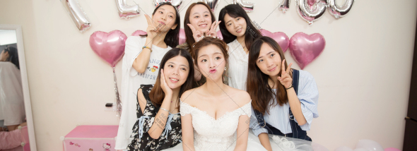 四川省成都市成华区瑞喜国际酒店-茵你所爱婚礼图片
