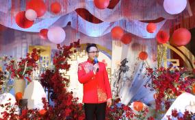 中式婚礼 案例图片
