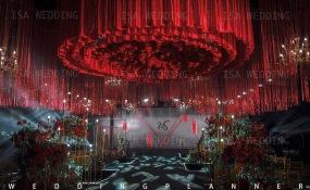 四川省南充市蓬安县巨龙镇巨龙镇人民政府-红与黑婚礼图片