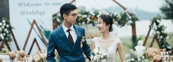江西前湖迎宾馆-户外婚礼婚礼图片