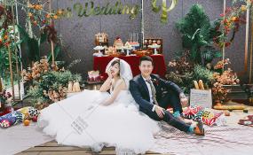 老房子·水墨红食府(欢乐谷店)-BIG DAY婚礼图片