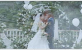 清风峡度假酒店-户外唯美婚礼图片