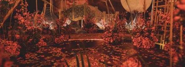 南城县-廊桥月影婚礼图片