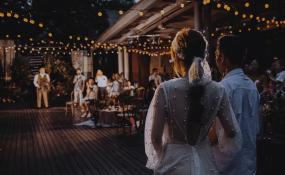 鹅岭88号户外婚礼 案例图片