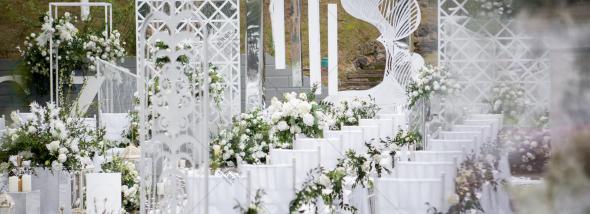 印象小镇餐厅(开州区店)-透明色婚礼图片