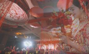 银鑫世纪酒店-中式婚礼婚礼图片