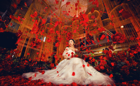 四川省成都市锦江区望江宾馆-纪实类婚礼婚礼图片