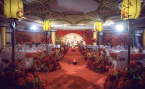永利园-纯中式婚礼图片