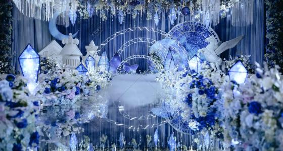 《仰望星空》-婚礼策划图片