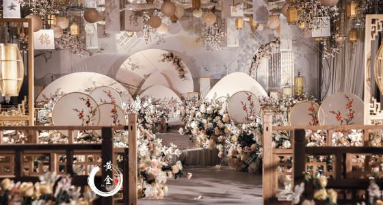 《琴瑟永谐》-婚礼策划图片