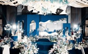 紫熙餐饮会议中心-心的距离婚礼图片