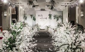 维也纳国际酒店(嘉陵店)-韩式婚礼图片