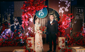 中胜大酒店-执子之手婚礼图片