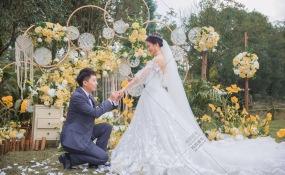 天香苑休闲庄-户外婚礼图片