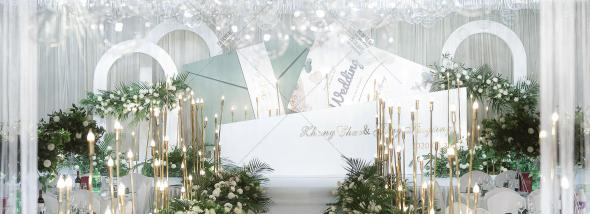 汉瑞酒店(装修中)-迟到的明信片婚礼图片