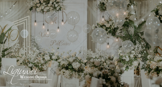 夏沫-婚礼策划图片