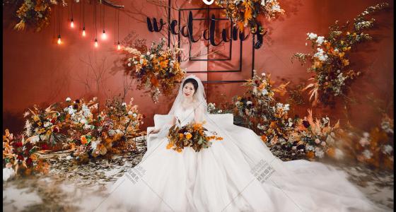 《画框里的秋色》-婚礼策划图片