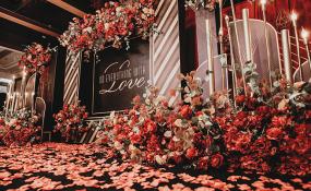 宾满楼宴府(南桥寺店)-爱的记忆婚礼图片