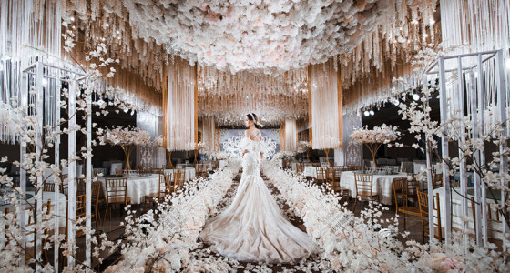 皇门大饭店巴南店婚礼堂-婚礼策划图片