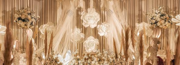 索菲斯锦苑宾馆(武都路4号院南)-C & H婚礼图片
