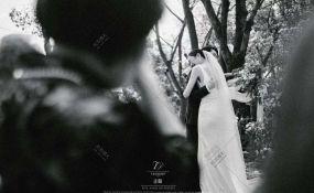 新牌坊俏巴渝二楼多功能厅-森系甜美婚礼图片