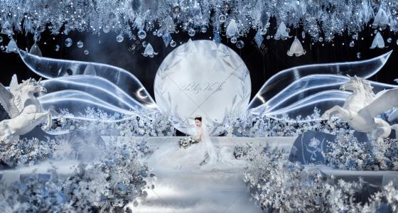 星夜浮城-婚礼策划图片