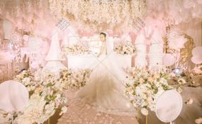 红杏酒家(万达广场金牛店)-少女心婚礼图片