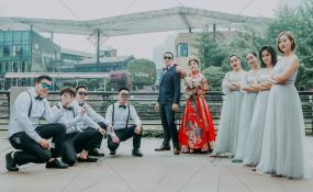银河王朝-一起嗨!婚礼图片