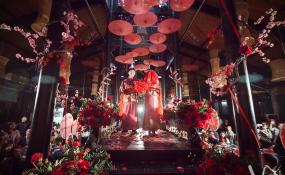闲亭(峨影店)-中式婚礼图片