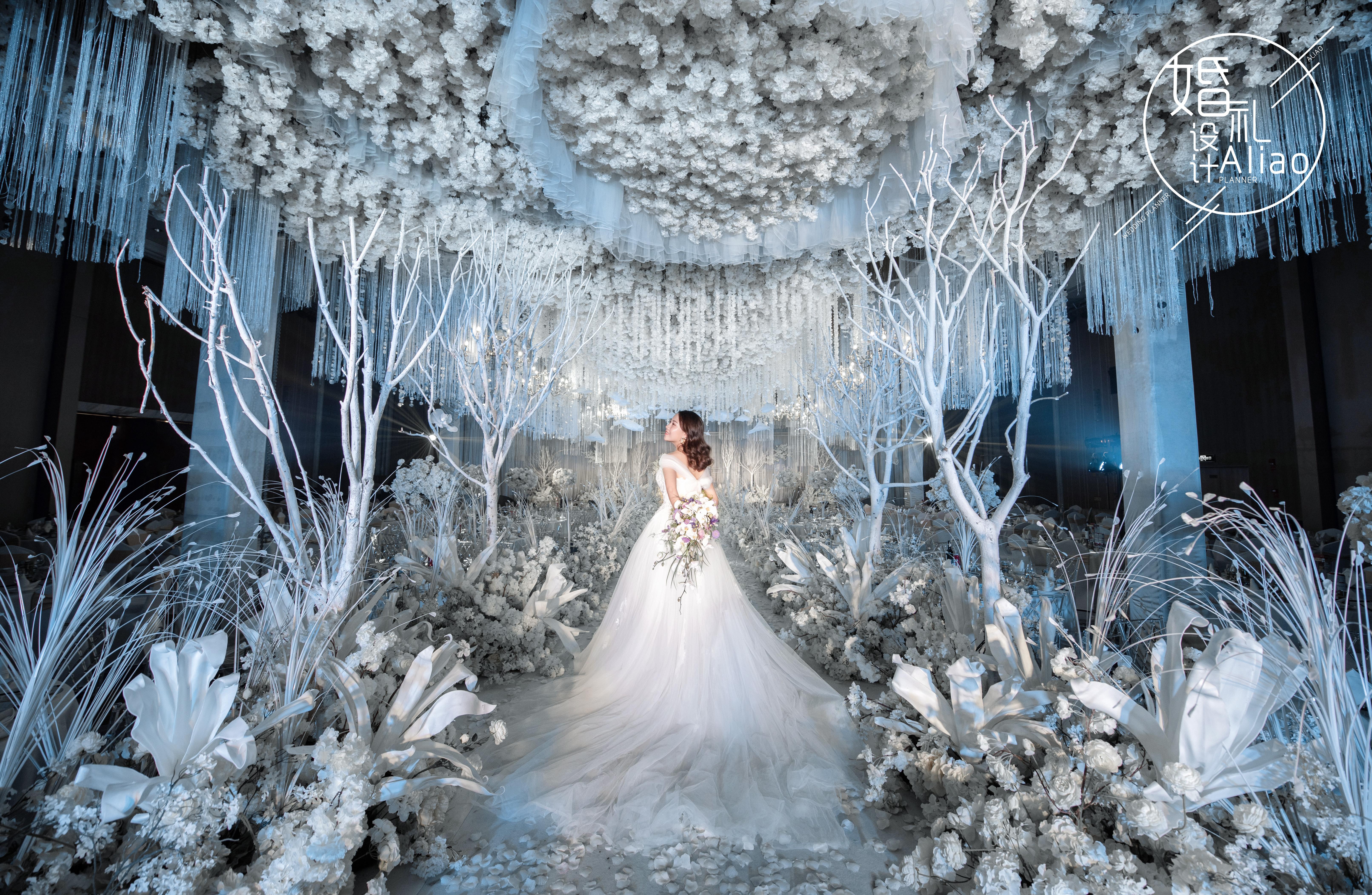 吾爱婚礼图片