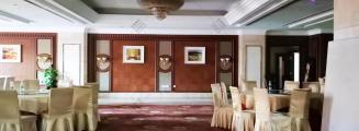 期许-蓝室内简洁婚礼照片