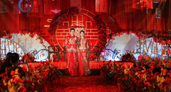 《金玉良缘》-婚礼策划图片