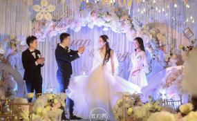 四川省自贡市荣县留佳镇留佳镇人民政府-遇见亿万分之一的你婚礼图片