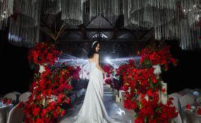 成都新津城市名人酒店-西式婚礼图片