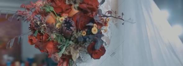资水河大酒店-红色系婚礼图片