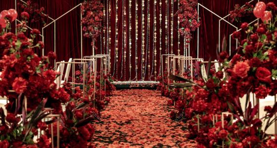 流星-婚礼策划图片